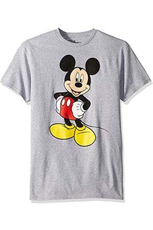 Disney Herren Mickey Wash T-Shirt