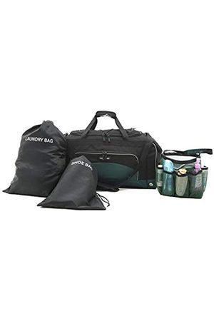 Travelers Club Sporttasche und Zubehör-Set