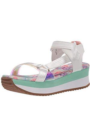 Dirty Laundry Damen Gleam Keilabsatz-Sandale, /Mehrfarbig