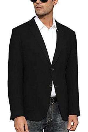 PJ PAUL JONES Herren Slim Fit Leichte Leinenjacke Tailliert Blazer Sport Mantel - - XX-Large