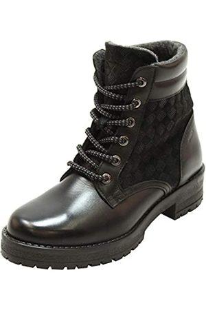 Marc Damen Melissa Chukka Boots, (Black)