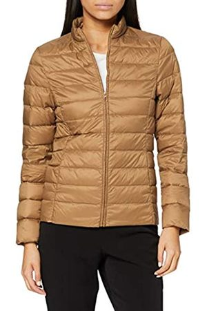 SPARKZ COPENHAGEN Sparkz Damen Jacke Pretty Jacket, Brown (Camel 257)