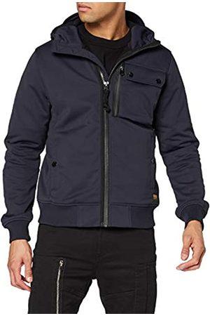 G-STAR RAW Mens Utility Hooded Softshell Jacket