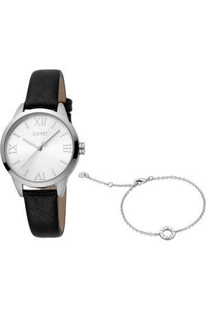 Esprit Damen Uhren - ES1L259L0025 Black/Silver