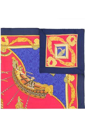 Hermès 1990s pre-owned Les Bissone de Venise Schal