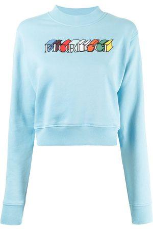Fiorucci Sweatshirt mit Logo-Print