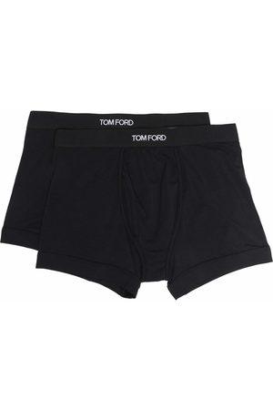 TOM FORD Logo-waistband boxer briefs (set of 2)