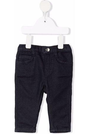Emporio Armani Kids Jeans mit elastischem Bund