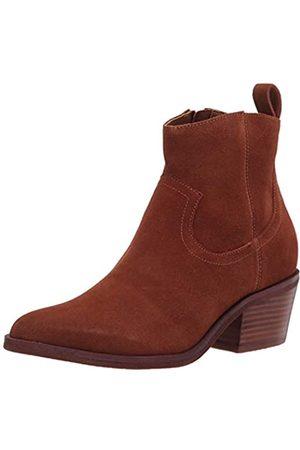Kenneth Cole New York Damen Western Bootie Stiefel, (rust)