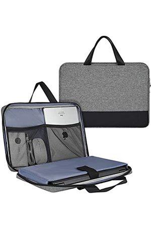 imComor 17-17,3 Zoll Laptoptasche, Herren Damen TSA Aktentasche mit Organizer für HP Envy 17 17t/Pavilion 17, Dell Inspiron 17/G3 G7 17.3, Ideapad 330 L340 17.3, Acer Aspire 17.3, ROG MSI GS75 17.3