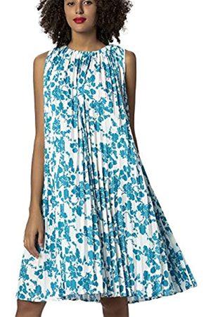 Apart APART Damen Sommerkleid in weiter A-Linie, plissiert