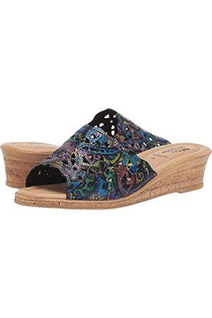 Spring Step Women's Estella Nubuck Slide Sandal