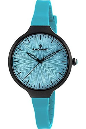 Radiant Damen Analog Quarz Uhr mit Gummi Armband RA336610