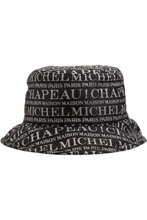 "MAISON MICHEL Hut ""jason All Over Michel"""