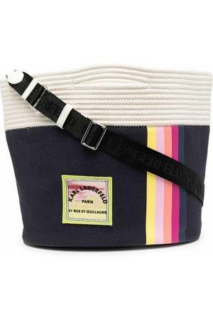 Karl Lagerfeld Damen Geldbörsen & Etuis - RSG Surf Bucket , Damen, Größe: One size