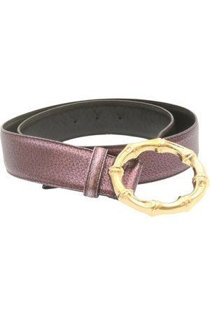 Gucci Vintage Belt Lila, Damen, Größe: One size