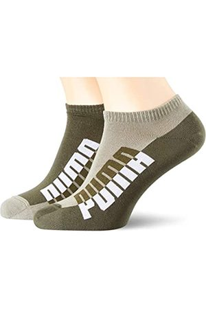 PUMA Mens Men's Seasonal Sneaker-Trainer (2 Pack) Socks