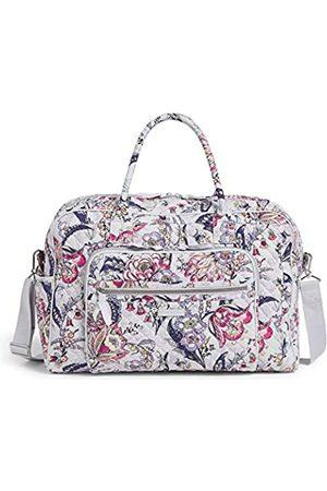 Vera Bradley Damen Iconic Weekender Travel Bag, Signature Cotton Reisetaschen