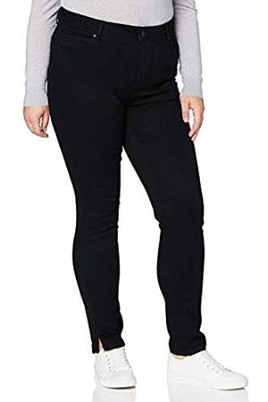 Mexx Womens Slim fit Denim Jeans, Black