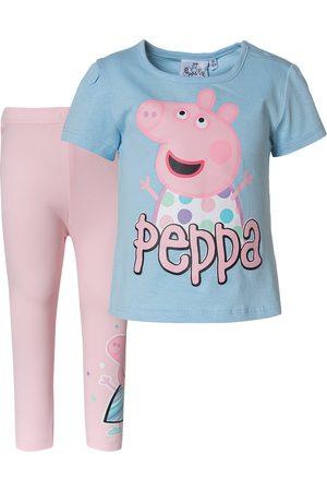 Peppa Pig T-Shirt und Leggings Set