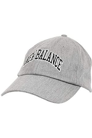 New Balance Men's and Women's Logo 6-Panel Curved Brim Hat