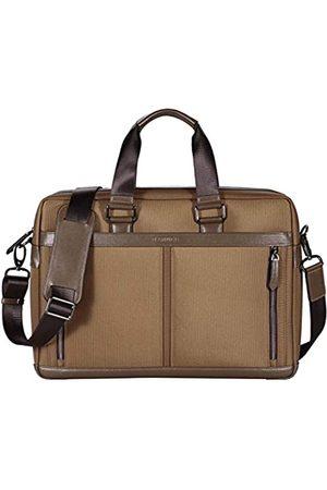 Banuce Wasserdichte Nylon Aktentasche für Herren Tote Bag Business Schulter Messenger Bag