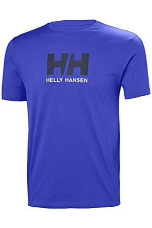 Helly Hansen Herren Hh Logo T Shirt, Royal