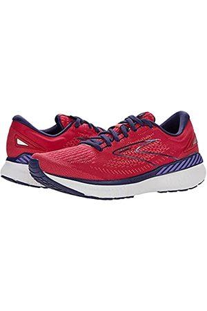 Brooks Glycerin Damen GTS 19 Supportive Running Shoe (Transcend), (Barberry/Lila/Calypso)