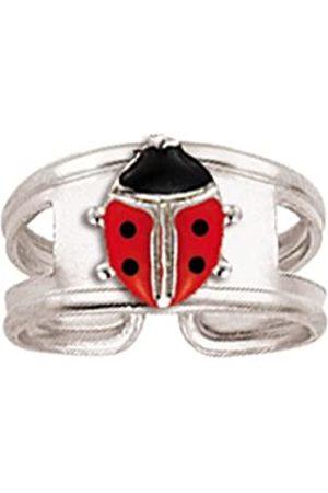 Scout Kinder und Jugendliche-Ring 925 Sterling Silber Gr. 48 (15.3) 263006100