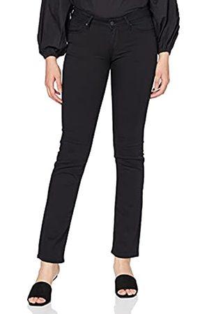 Mavi Olivia Damen Straight Jeans , (Double Black Str 23746)