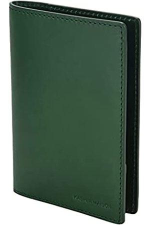 Kasper Maison Premium Leder RFID Reisepasshülle & Reiseetui mit Diebstahlschutz RFID-Blockierung