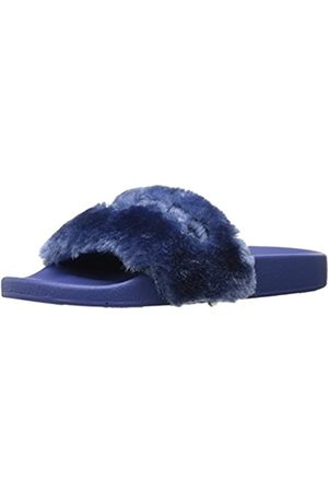 JSLIDES Damen Samantha Fashion Sneaker, Blau (hellblau)