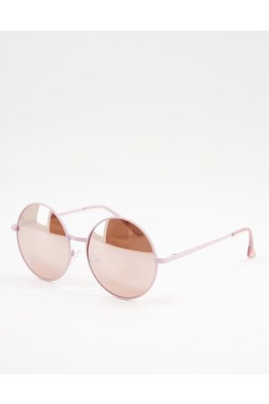 Jeepers Peepers – Runde Oversize-Sonnenbrille in