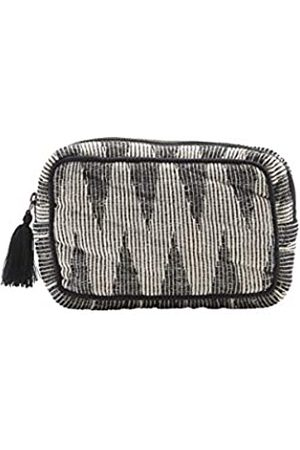 MERAKI Make-Up-Tasche, Baumwolle mit Jacquardmuster, l: 25 cm, b: 7 cm