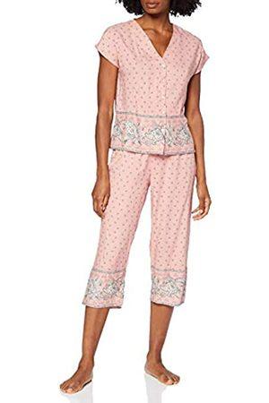 Women secret Damen Capri Langhemd Hemd Pyjama Not Applicable