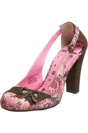 Not Rated Damen Little Mz. Perfect Pump, Pink (Rose)