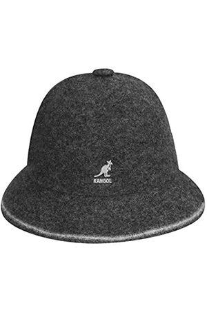 Kangol Herren Mütze gestreift - grau - X-Large