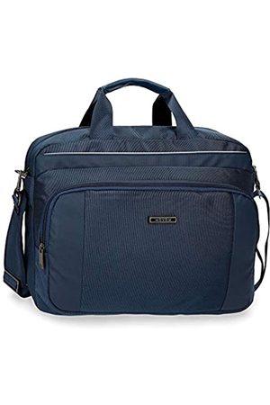 MOVOM Clark Anpassbare Laptop-Aktentasche mit zwei Fächern 40x30x11 cms Polyester 15