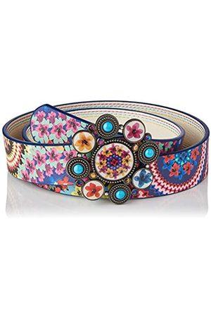 Desigual Womens New Mandala Belt