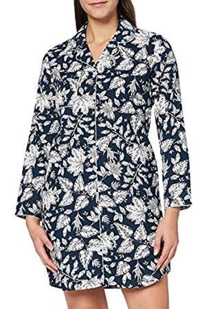 Seidensticker Damen Women Sleepshirt, Long Sleeve Nachthemd