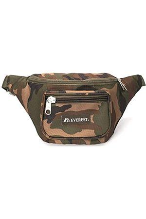 Everest Unisex-Erwachsene Woodland Camo Waist Pack-Medium Grteltasche