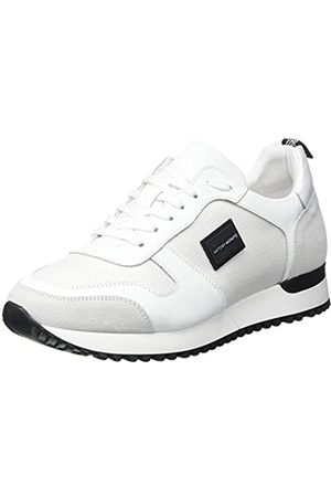Antony Morato Herren Sneaker Run Metal IN Nylon E Pelle Oxford-Schuh