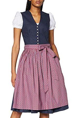BERWIN & WOLFF TRACHT FOLKLORE LANDHAUS Damen Dirndl Kleid 806029 Größe 44