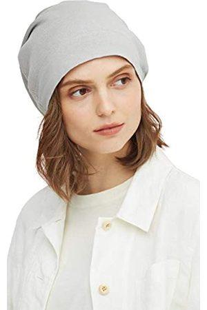 LilySilk 100% Seide gefütterte Beanie-Mütze für Frauen, weiche Slouchy Übergroße verstellbare Motorhaube