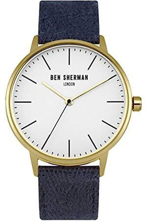 Ben Sherman Herren-Armbanduhr Analog Quarz WB009UG