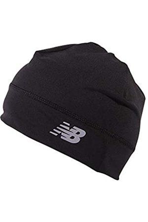 New Balance Lightweight Running/Athletic Skullcap Hat Black