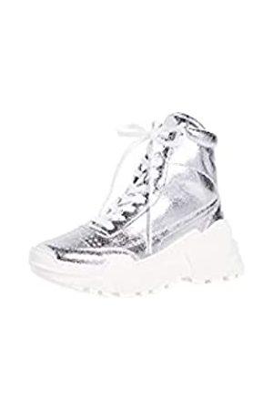 JOSHUA SANDERS Plateau Hi-Top Sneaker High Space 7