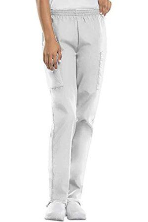 Cherokee Damen-Cargo-Peelinghose mit elastischer Taille - - Large Zierlich