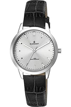 Radiant Damen Analog Quarz Uhr mit Leder Armband RA482604