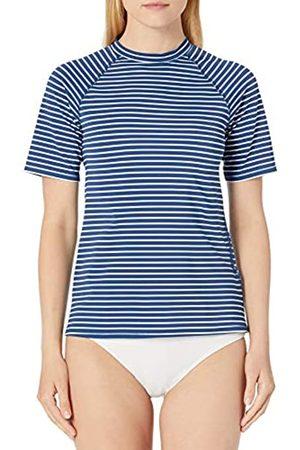 Amazon Women's Short Sleeve Rash Guard T-Shirt